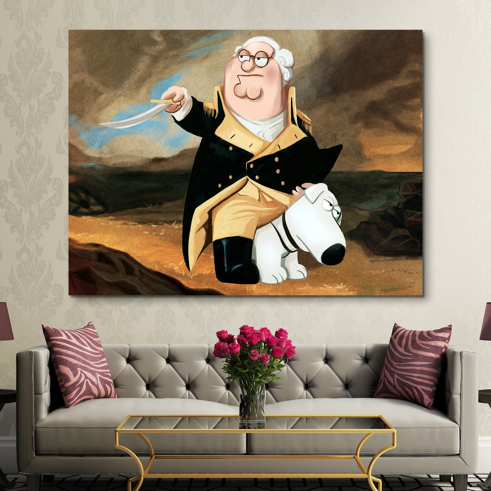 Howie Washington wall art