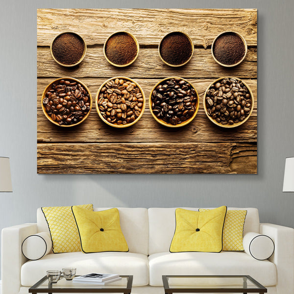 Coffee Beans wall art