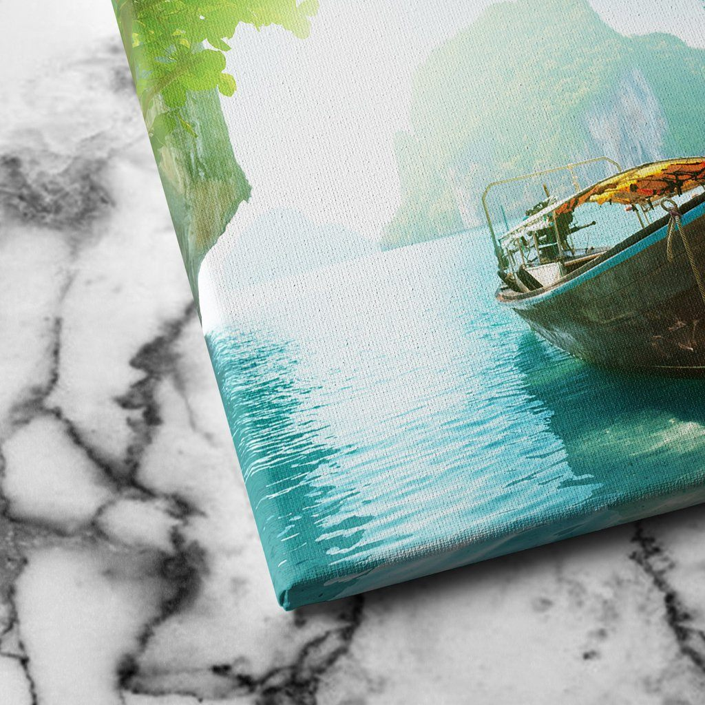 Andaman Islands canvas art