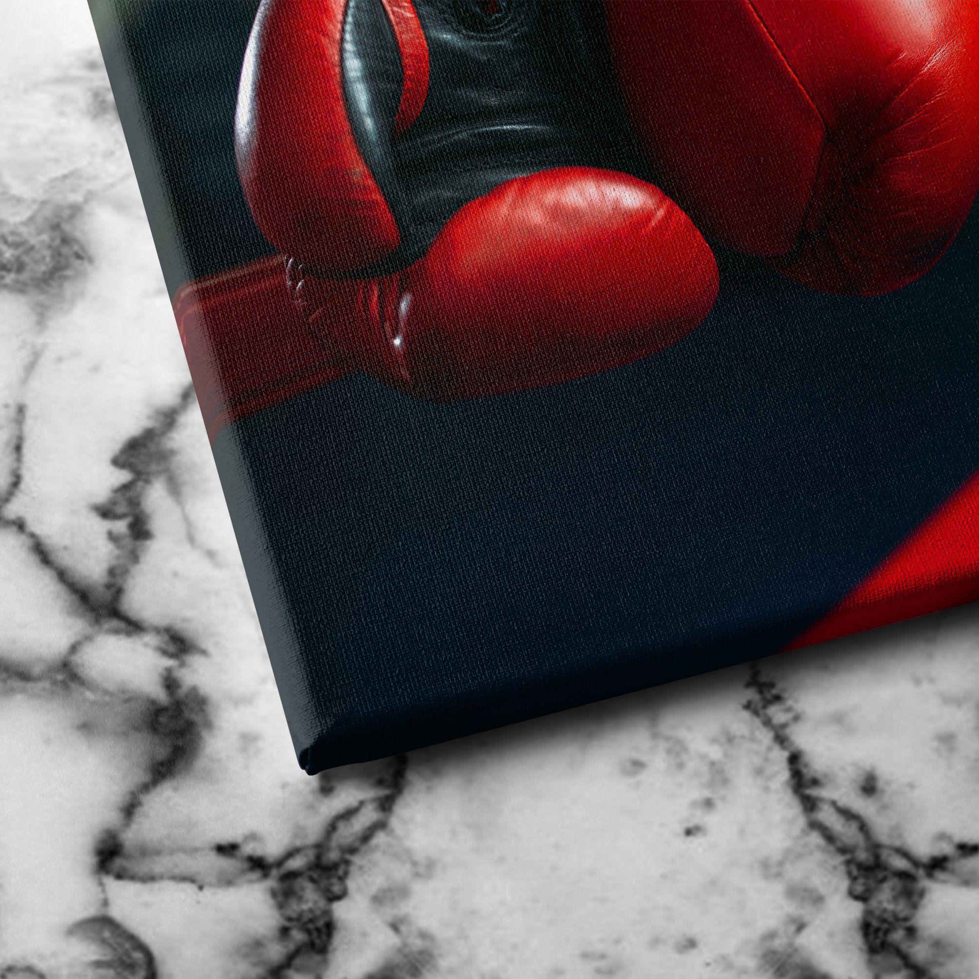 Boxing Gloves canvas art