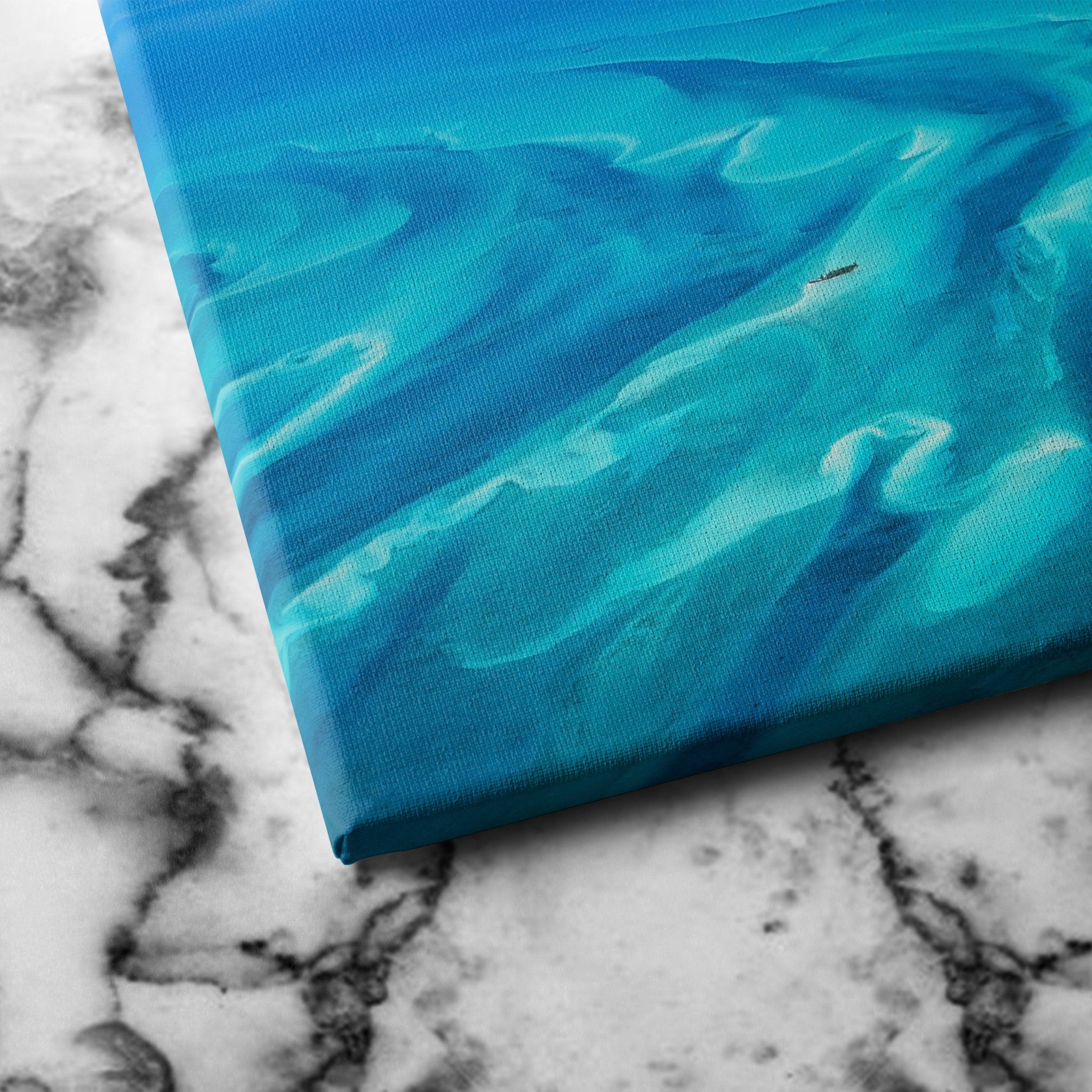 Beautiful Bahamas canvas  art