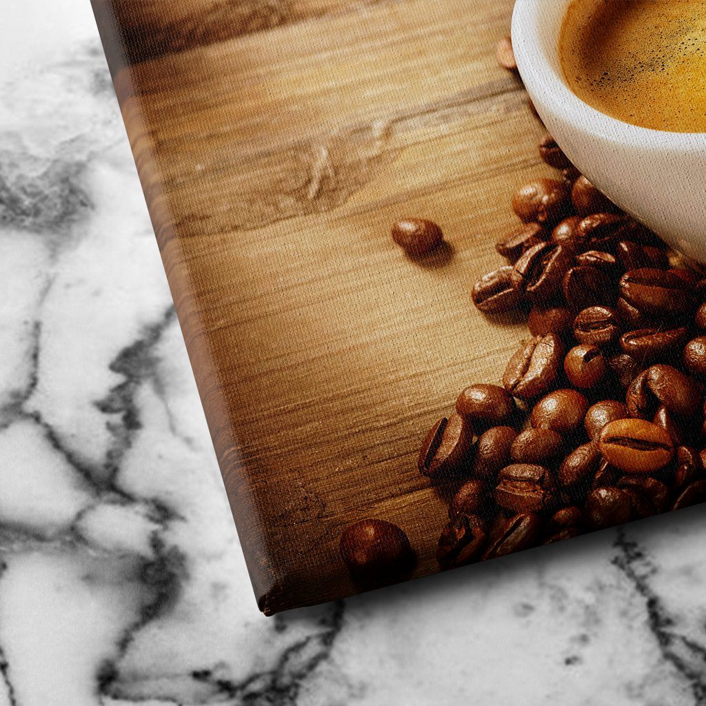Cup of Coffee Espresso canvas art