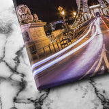 City of Budapest canvas art