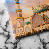 Indonesia Mosque canvas art