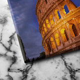 Colosseum canvas art