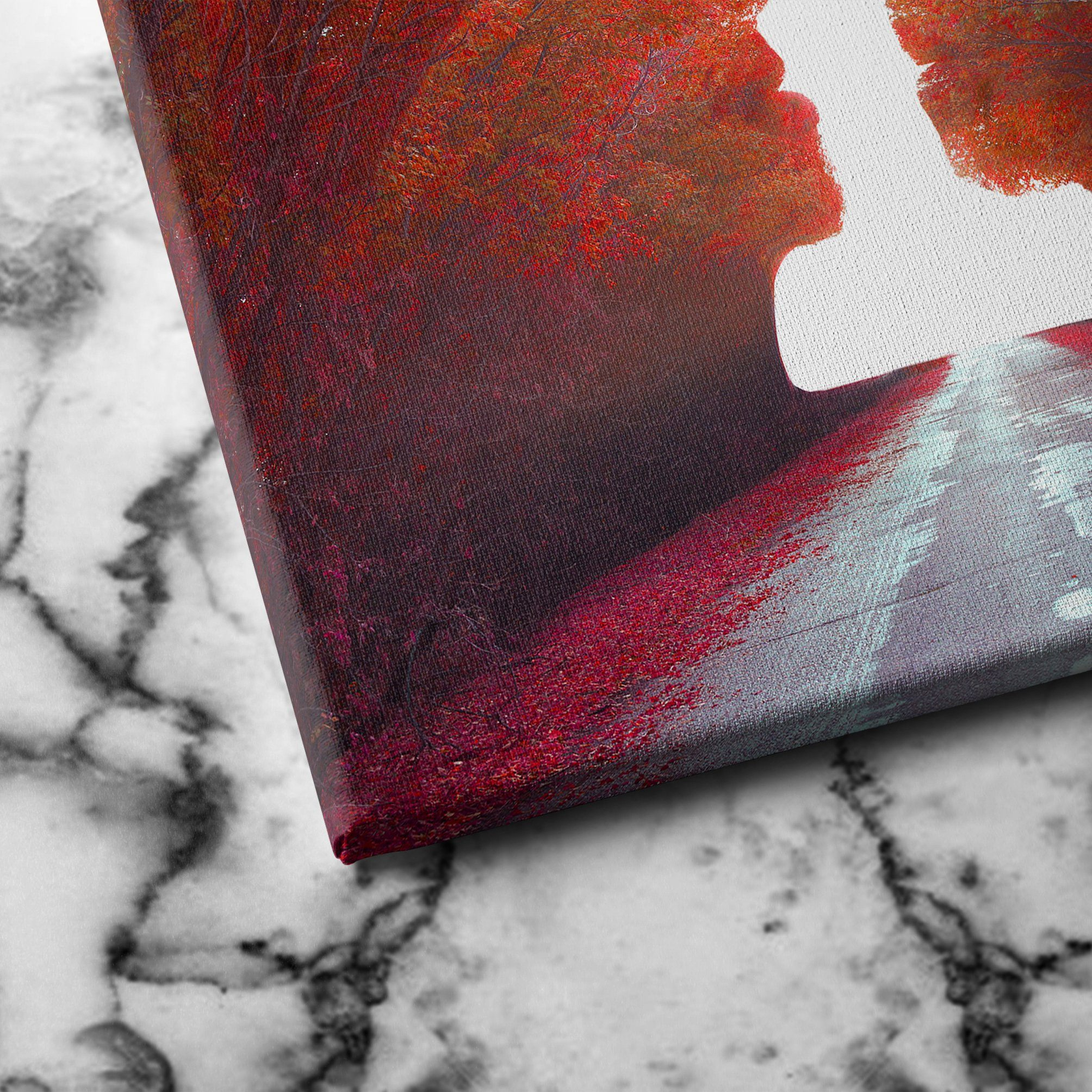 Road to Love canvas art