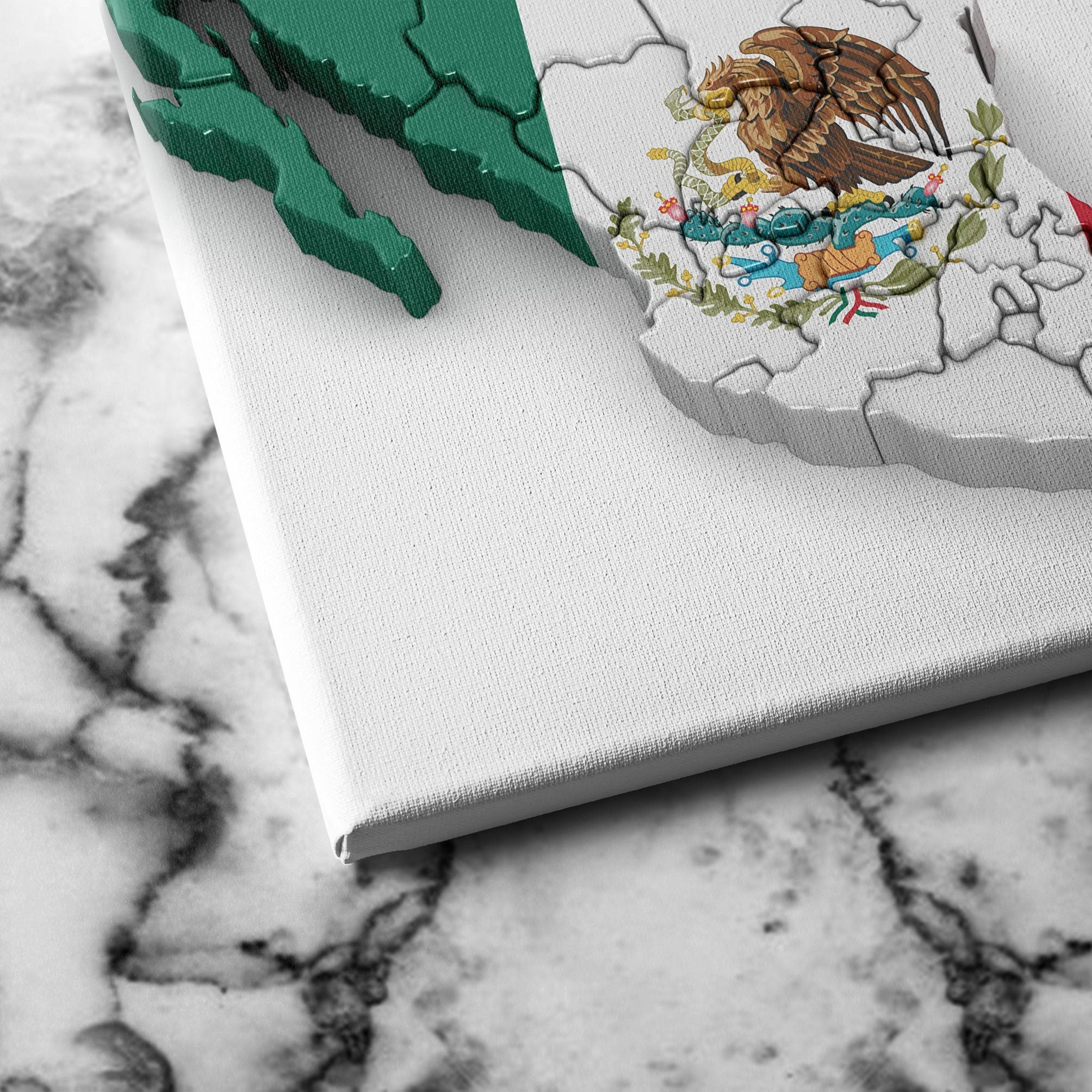 Mexico canvas art