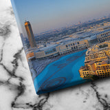 Downtown Dubai canvas art