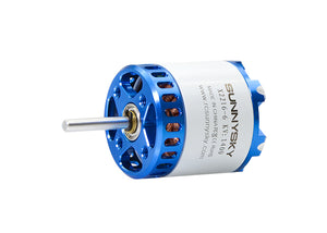 SunnySky X Series V3 X2216 V3 Brushless Motors Long Shaft Version