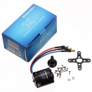 SunnySky X2216 Brushless Motors Short Shaft Version