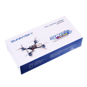 SunnySky Edge Racing R2305 KV2480 Motors and R45 45A BLHeli ESC Combo