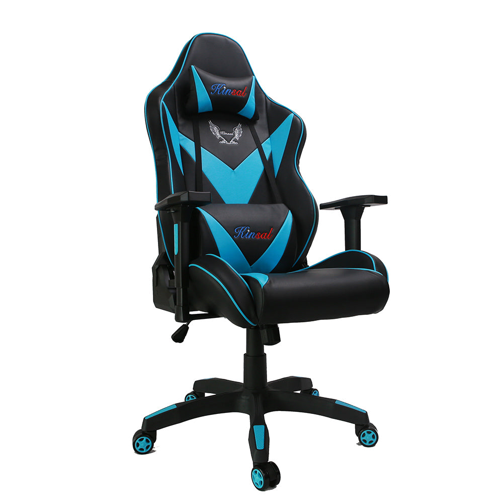 Kinsal  Master Gaming Chair (RC-23 Blue)-video review