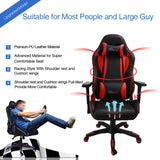Kinsal Player Gaming Chair (RC-17 Red)