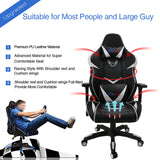 Kinsal Master Gaming Chair  (RC-34 White)