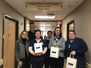 Virginia Piper Caner Institute Giveback