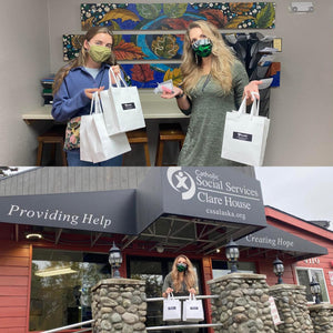 Clare House Anchorage, Alaska - KLASS Giveback