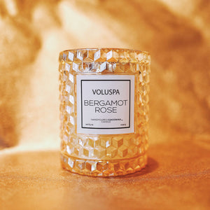 BERGAMOT ROSE VOLUSPA CANDLE