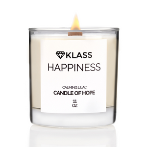 HAPPINESS (Calming Lilac)
