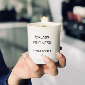 "KINDNESS ""CANDLE OF HOPE"""