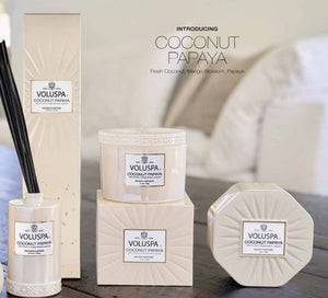 COCONUT PAPAYA VOLUSPA