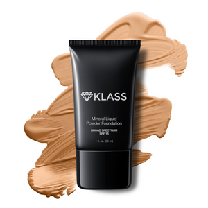 MINERAL LIQUID POWDER FOUNDATION SPF 15