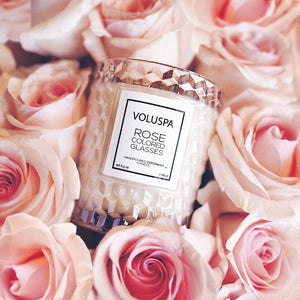 ROSE COLORED GLASSES VOLUSPA CANDLE