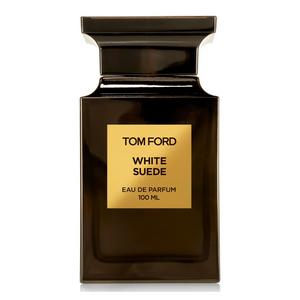 WHITE SUEDE - TOM FORD
