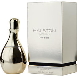 HALSTON WOMAN AMBER by Halston