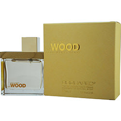 SHE WOOD GOLDEN LIGHT WOOD by Dsquared2