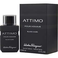 ATTIMO BLACK MUSK by Salvatore Ferragamo