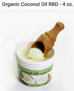 Enriched Organic Coconut Oil