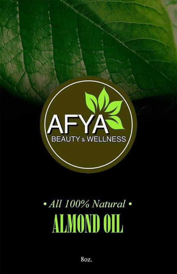 100% All Natural Almond Oil