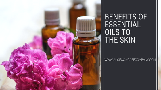 Benefits of Essential Oils to the Skin
