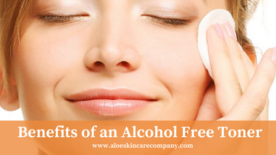 Benefits of an Alcohol-Free Toner