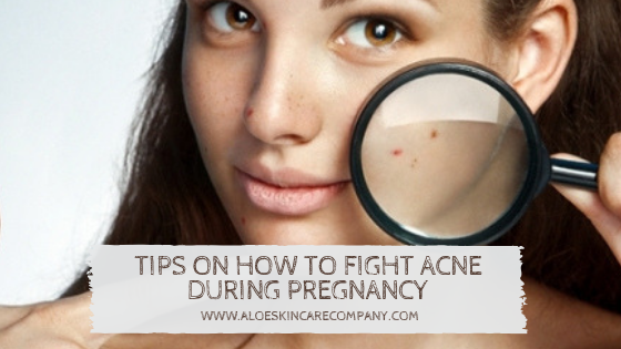 Tips on How to Fight Acne during Pregnancy