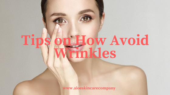 Tips on How Avoid Wrinkles