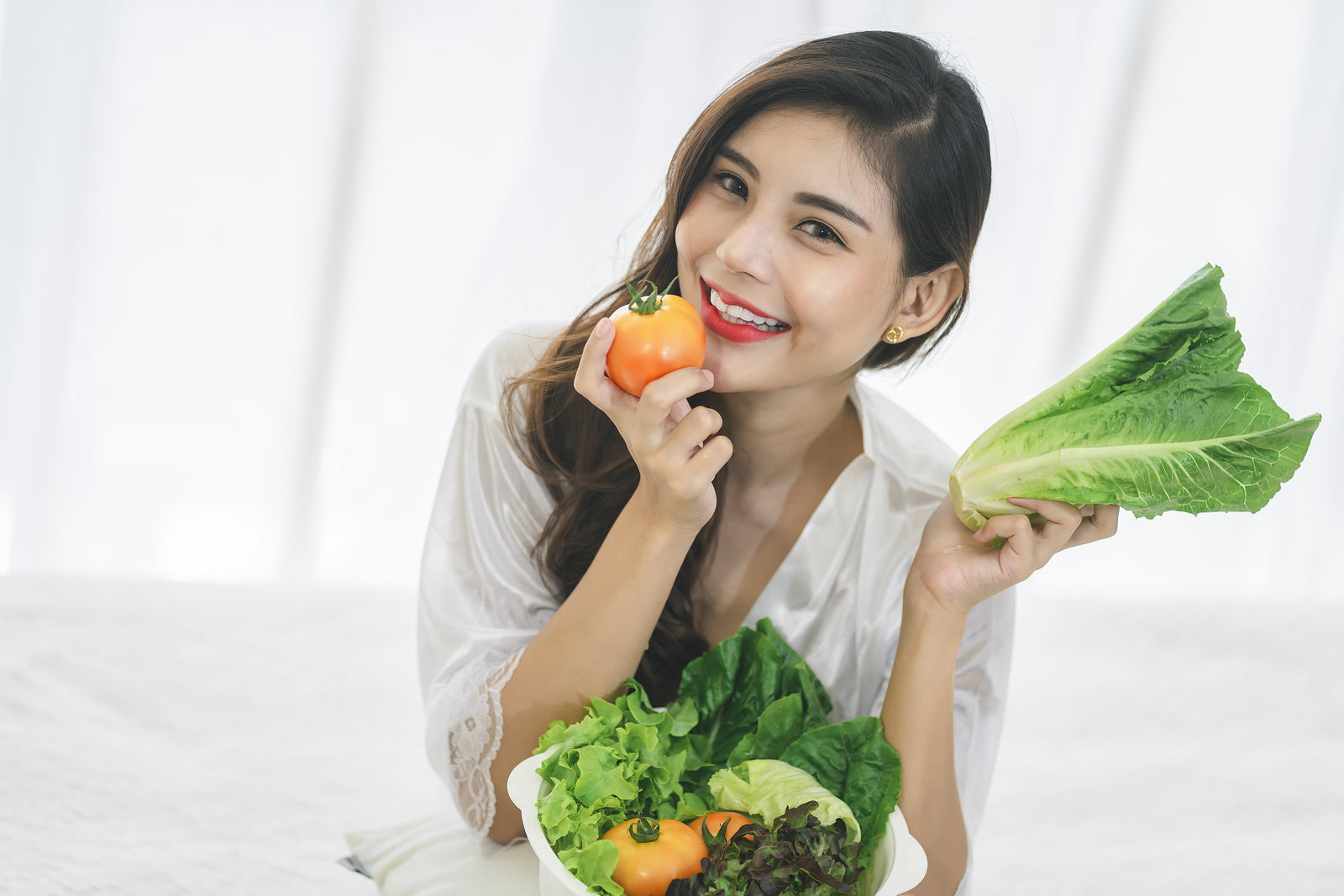 Healthy Eats to Fabulous and Healthy Skin