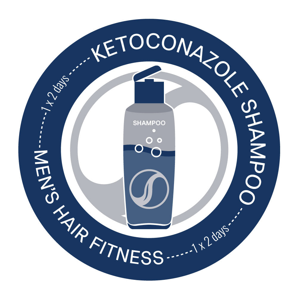 Ketoconazole - the shampoo with a difference