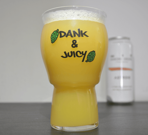 Dank and Juicy Beer Glass, IPA Glassware, Glass For IPA, Dancing Gnome IPA Review, Best IPA Glass, Dank Glass, Dank IPA Glass