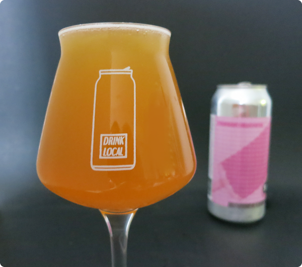 Drink Local Mini Teku Glass, Stemmed Beer Glass, IPA Glass Beer, and Best Glass For IPA