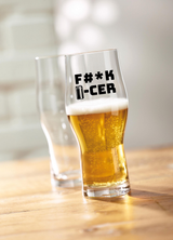Best Fuck Cancer Beer Glass, Best Glassware For Craft Beer, and Best IPA Beer Glassware