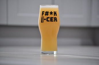 Best Glassware For Cancer Survivor and Best Fuck Cancer Beer Glasses