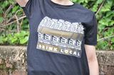 Best Drink Local Beer Shirts and Best Drink Local Womens Craft Beer T-Shirts