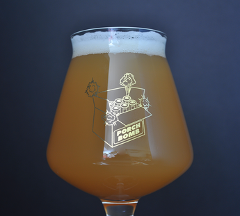 Buy Porch Bomb Beer Glass and Beer Mail Teku Glass
