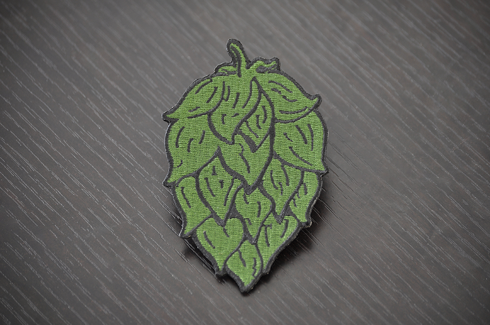 Best Craft Beer Patches, Best Beer Gear, and Best Hop Patches For Craft Beer