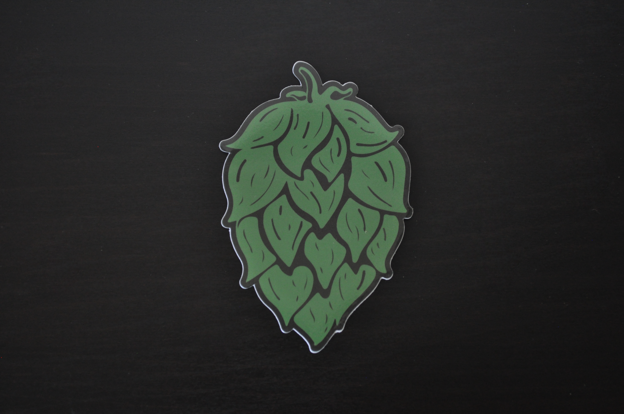 Big Hop Die Cut IPA Stickers | Craft Beer Stickers
