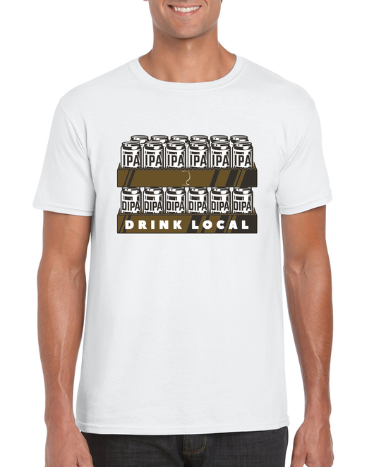 Best Drink Local Gear, Best Drink Local Beer Shirts, Beer Haul Shirts