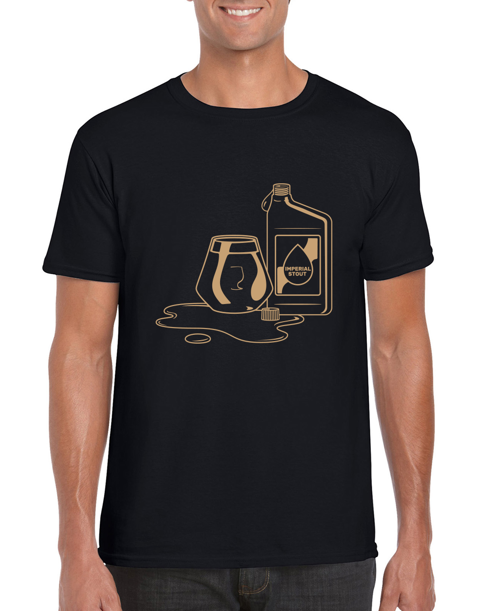 Best Stout Beer Shirts and Best Craft Beer T Shirts
