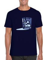 On The Rocks Whiskey Shirts | Bourbon T Shirts