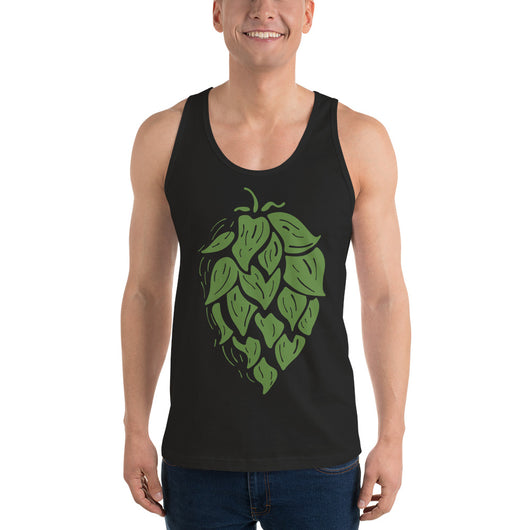 Big Hop Beer Tank Top | Unisex Craft Beer Shirts